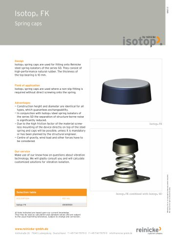 Isotop® FK