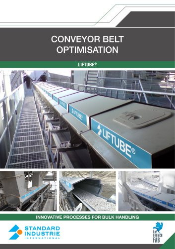 Conveyor belt LIFTUBE®