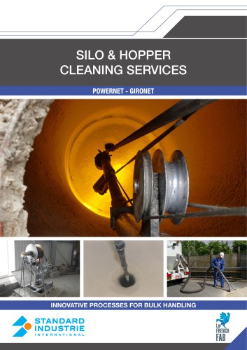 SILO & HOPPER CLEANING SERVICES