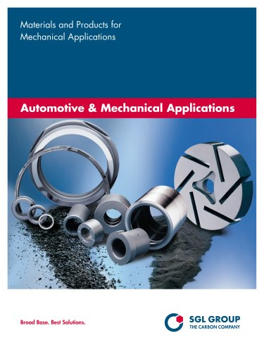 Automotive & Mechanical Applications