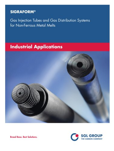 Gas Injection Tubes and Gas Distribution Systems