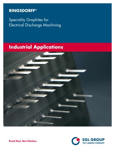 Speciality Graphites for Electrical Discharge Machining