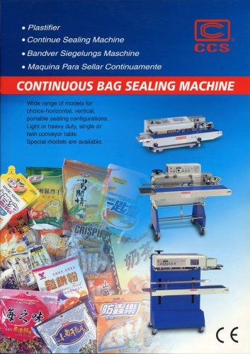 Continuous Bag Sealing Machine