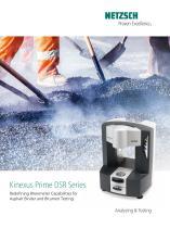 Kinexus DSR Series