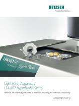 LFA 467 HyperFlash® Series