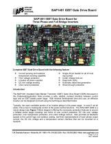 BAP-1491 Full-Bridge IGBT Driver