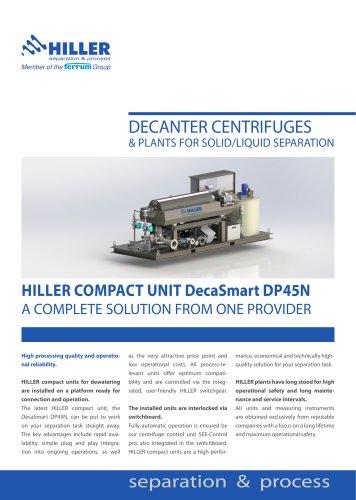 Compact unit DecaSmart DP45n