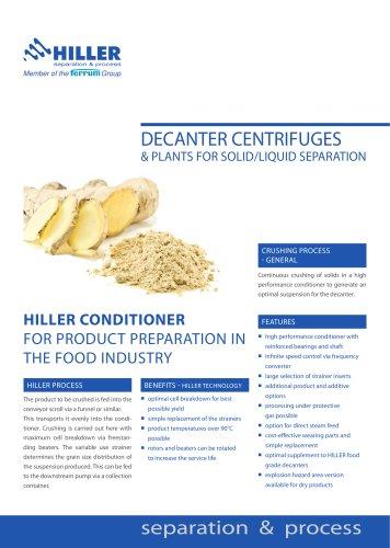 Hiller Conditioner