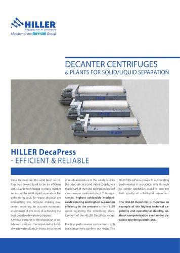 Hiller DecaPress