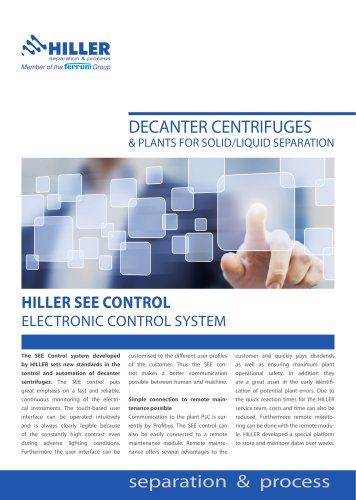 Hiller SEE-Control