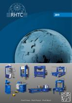 RHTC catalogue 2019