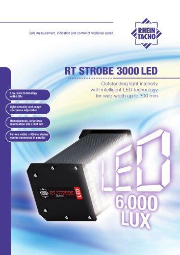 RT STROBE 3000 LED