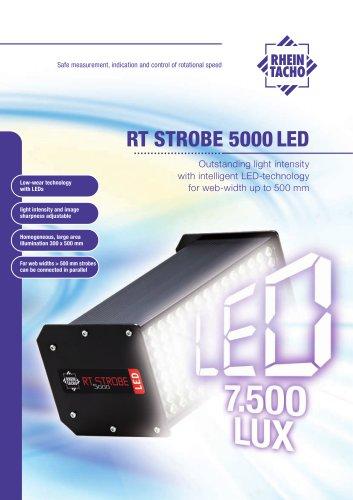 RT STROBE 5000 LED