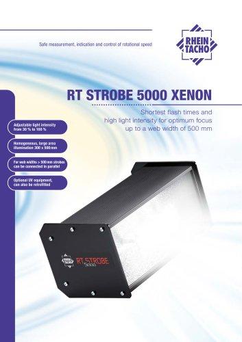 RT STROBE 5000 XENON