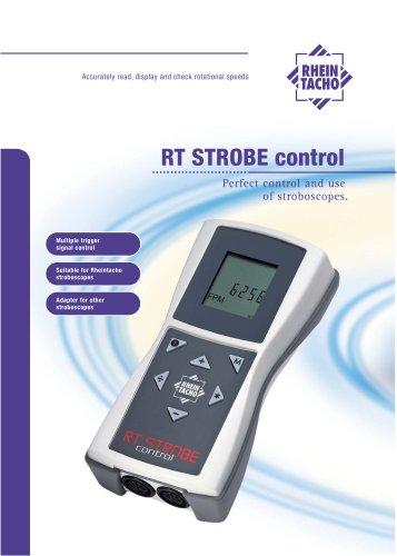 RT STROBE control
