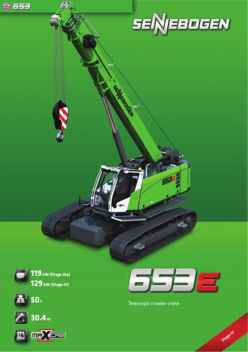 653 Crawler E-Series