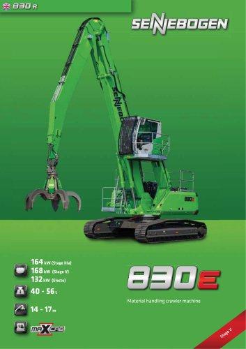 830 R E-Series