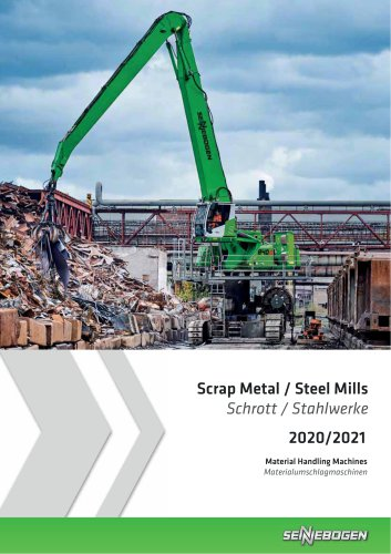 Brochure Scrap Metal/Steel Mills