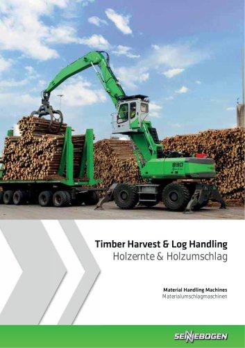 Brochure Timber