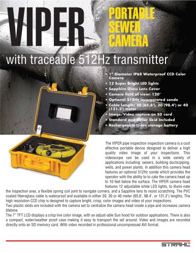 Push Camera VIPER