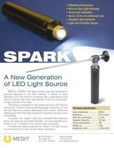 SPARK Portable LED Light Source (Light Handle for Borescopes)