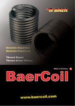 BaerCoil® Thread Inserts and Thread Repair
