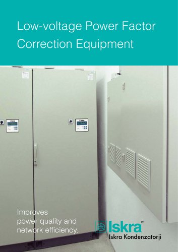 Capacitor banks - short form