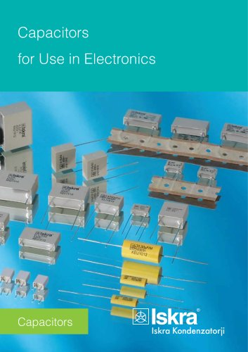 Capacitors for electronics