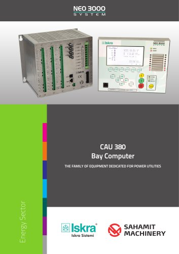 CAU380 Bay Computer