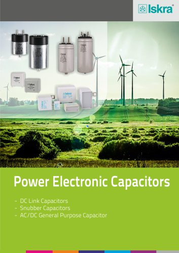 DC-link and Snubber Capacitors