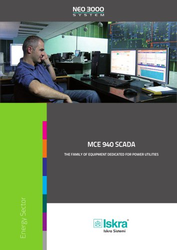 MCE940 SCADA