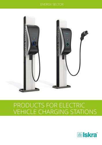 PRODUCTS FOR ELECTRIC VEHICLE CHARGING STATIONS