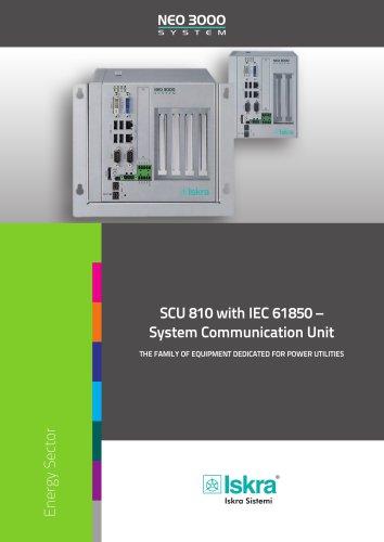 SCU810 System Communication Unit