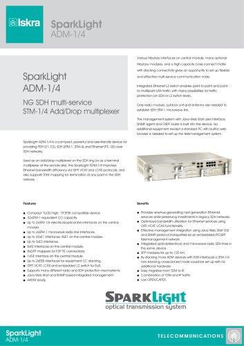 SparkLight ADM 1,4