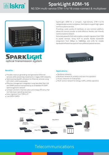 SparkLight ADM 16