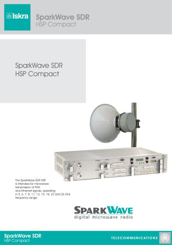 SparkWave High Speed PDH