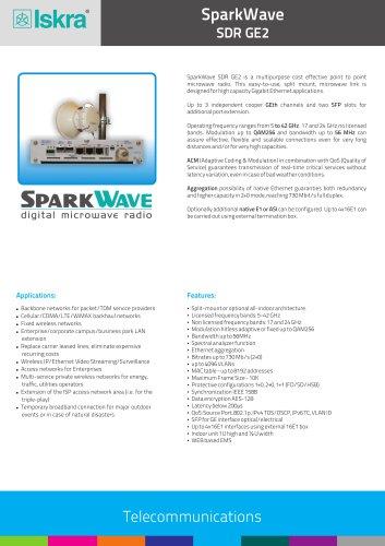 SparkWave SDR GE2