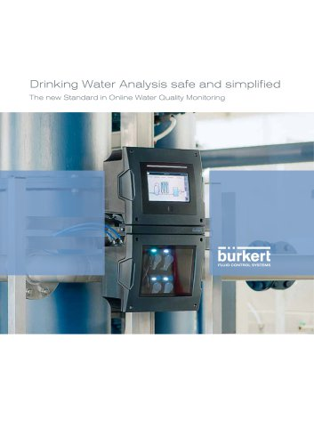 Drinking Water Analysis safe and simplified