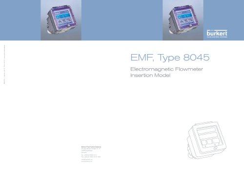 Flowmeter Type 8045