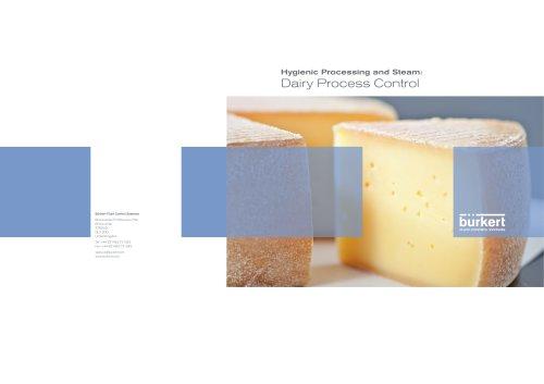 Industrie-Flyer Dairy Process_En
