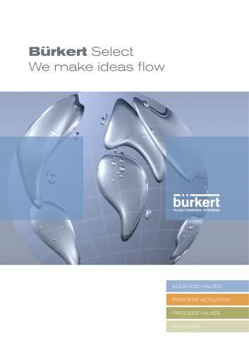 Product Catalogue:Bürkert Select