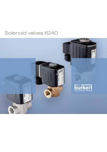Solenoid valves 6240