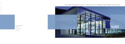 Systemhaus Brochure