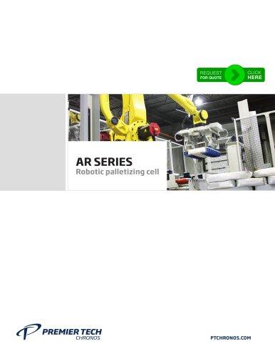 AR SERIES Robotic Palletizing Cell