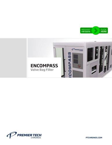 ENCOMPASS Valve Bag Filler
