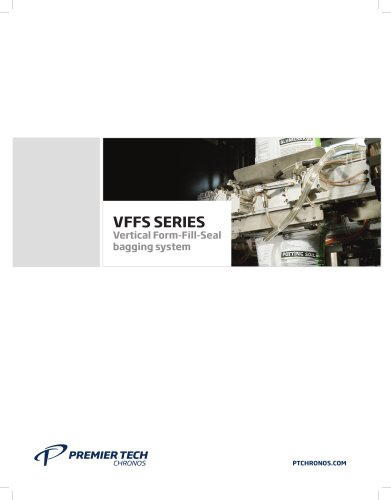 VFFS SERIES Vertical Form-Fill-Seal bagging system