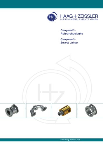 Ganymed® - Swivel Joints