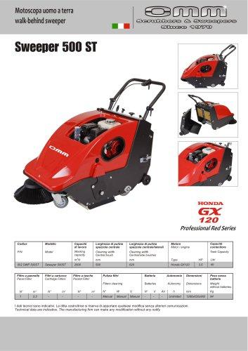 Sweeper 500 ST