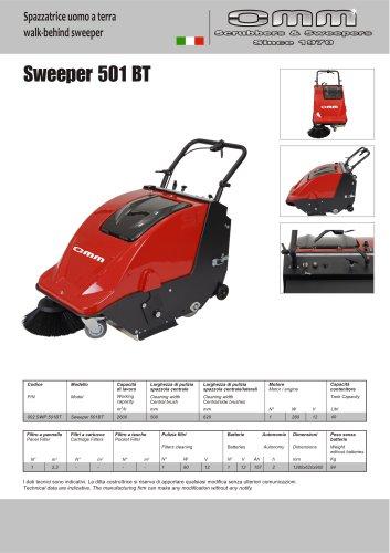 Sweeper 501 BT