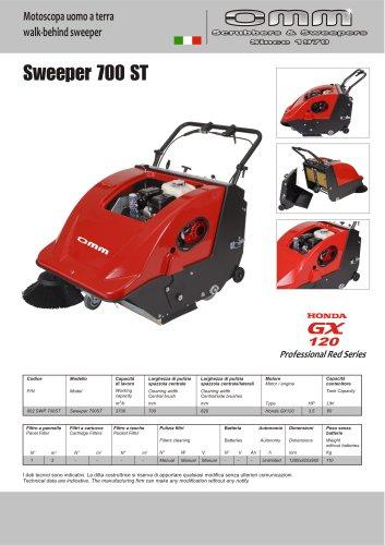 Sweeper 700 ST
